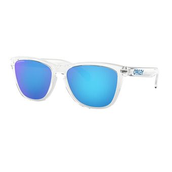 Oakley FROGSKINS - Sunglasses - crystal clear/prizm sapphire