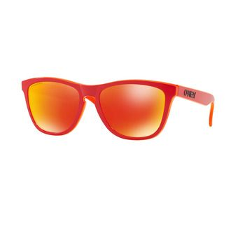 Oakley FROGSKINS - Sunglasses - matt red/prizm ruby