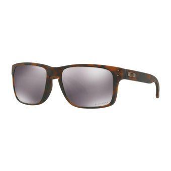 Lunettes de soleil HOLBROOK matte brown tortoise/prizm black
