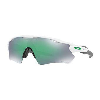 Lunettes de soleil RADAR EV PATH polished white/prizm jade