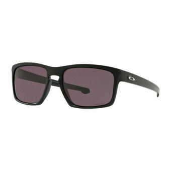 Oakley SLIVER - Gafas de sol matte black/prizm grey