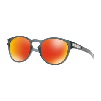 Gafas de sol LATCH matte crystal black/prizm ruby