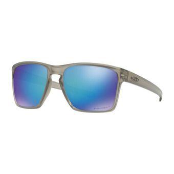 Gafas de sol polarizadas SLIVER XL matte grey ink/prizm sapphire