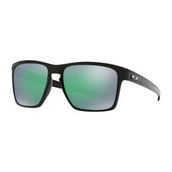 Oakley SLIVER XL - Gafas de sol polished black/prizm jade