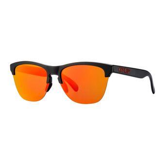 Oakley FROGSKINS LITE - Lunettes de soleil matte black/prizm ruby