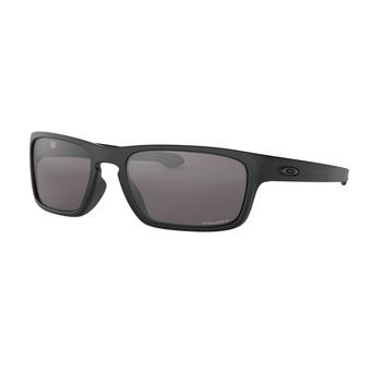 Oakley SLIVER STEALTH - Sunglasses - matt black/prizm grey