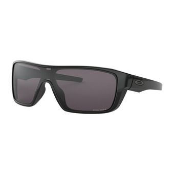 955a08938ee24a OAKLEY. Soldes -20% Lunettes de soleil STRAIGHTBACK polished black prizm  grey