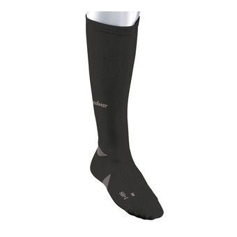 Compression Sock Black S Unisexe Black