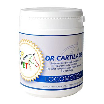 Complemento alimenticio OR CARTILAGE