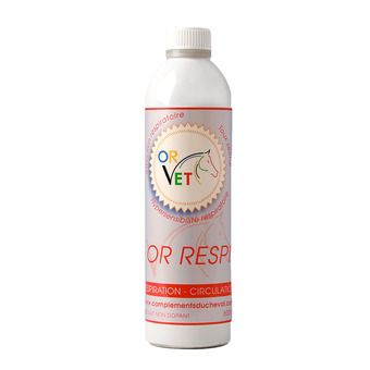 Or-Vet OR RESPI - Aliment complémentaire 600ml