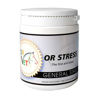 Aliment complémentaire OR STRESS 300 g