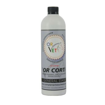Aliment complémentaire OR CORTI 600 ml