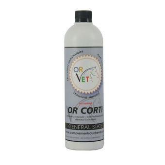 Complemento alimenticio OR CORTI 600 ml