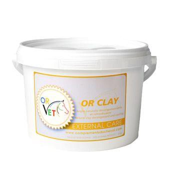 Or-Vet OR CLAY - Argile 2kg