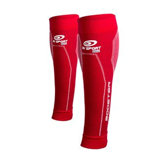 Bv Sport BOOSTER ELITE - Medias de compresión red