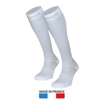 Bv Sport RECOVERY EVO - Chaussettes blanc