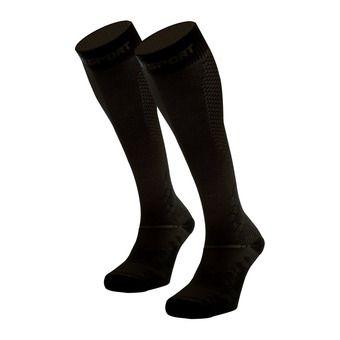 Bv Sport RECOVERY EVO - Socks - black