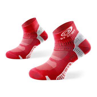 Bv Sport LIGHT ONE - Calze rosso