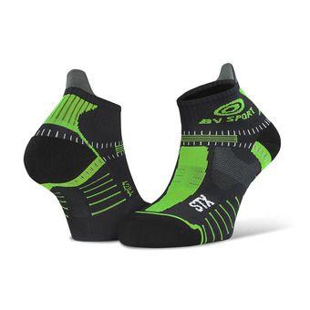 Bv Sport STX EVO - Calze nero/verde
