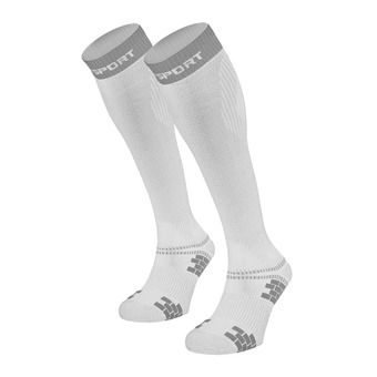 Bv Sport XLR EVO - Socks - white/grey