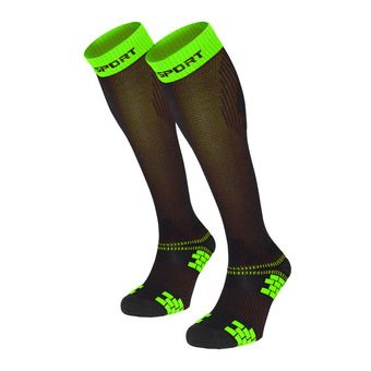 Bv Sport XLR EVO - Socks - black/green