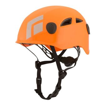 Casque HALF DOME bd orange