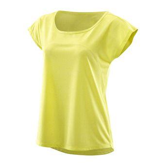 Camiseta mujer ACTIVEWEAR CODE CAP limoncello/marie