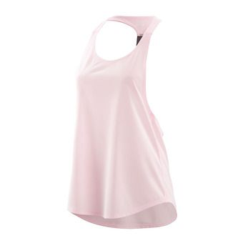 Camiseta de tirantes mujer ACTIVEWEAR REMOTE T BAR champagne/marie