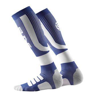 Chaussettes de compression homme ESSENTIALS ACTIVE white/zephyr