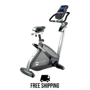 Bh Fitness I.CARBON DUAL - Vélo d'appartement 14kg