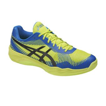Chaussures volley homme VOLLEY ELITE FF energy green/directoire blue/b