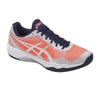 Chaussures volley femme VOLLEY ELITE FF flash coral/glacier grey/indig