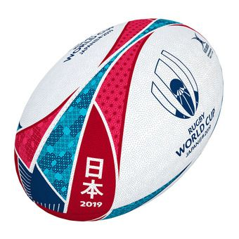 Gilbert SUPPORTER RWC 2019 - Balón de rugby
