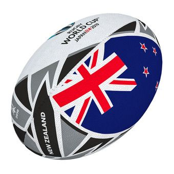 BALL FLAG RWC 2019 N-Z Unisexe MULTICOULEUR