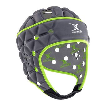 Gilbert AIR - Casco de rugby hombre grey metal