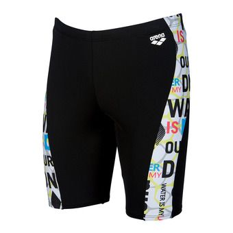 Arena EVOLUTION - Jammer hombre black/white