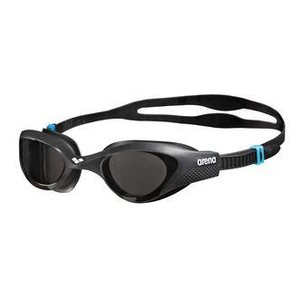 Arena THE ONE - Swimming Goggles - smoke grey/black