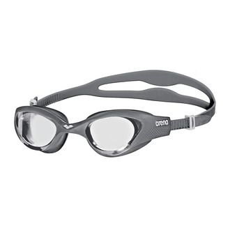 Lunettes de natation THE ONE grey/white/clear