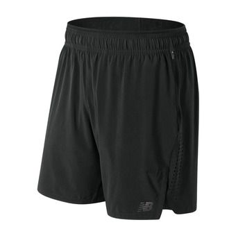 Short 2 en 1 homme TRANSFORM black
