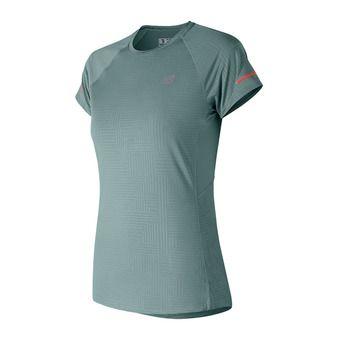 New Balance ICE 2.0 - Camiseta mujer moke blue