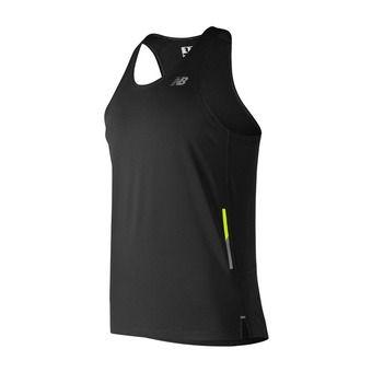 New Balance ICE 2.0 - Camiseta hombre black