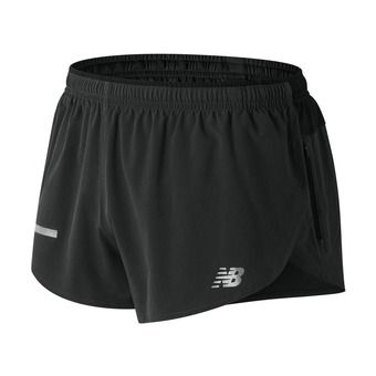 Short 2 en 1 homme IMPACT 3 black