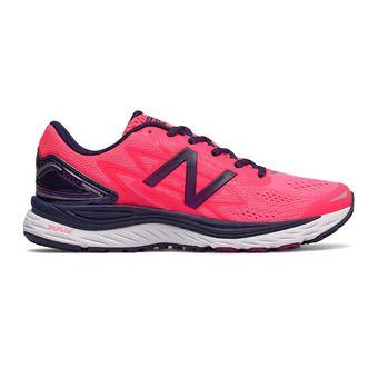 New Balance SOLVI - Zapatillas de running mujer pink zing