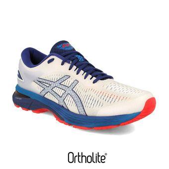 Chaussures running homme GEL-KAYANO 25 white/blue print
