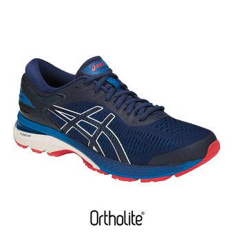 Asics GEL-KAYANO 25 - Chaussures running Homme indigo blue/cream