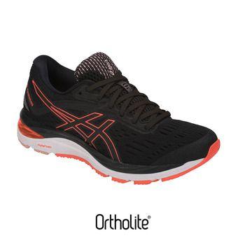 Chaussures running femme GEL-CUMULUS 20 black/flash coral