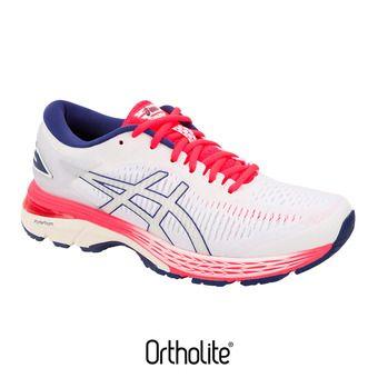 Soldes -60% Chaussures running femme GEL-KAYANO 25 white white b3088971198d