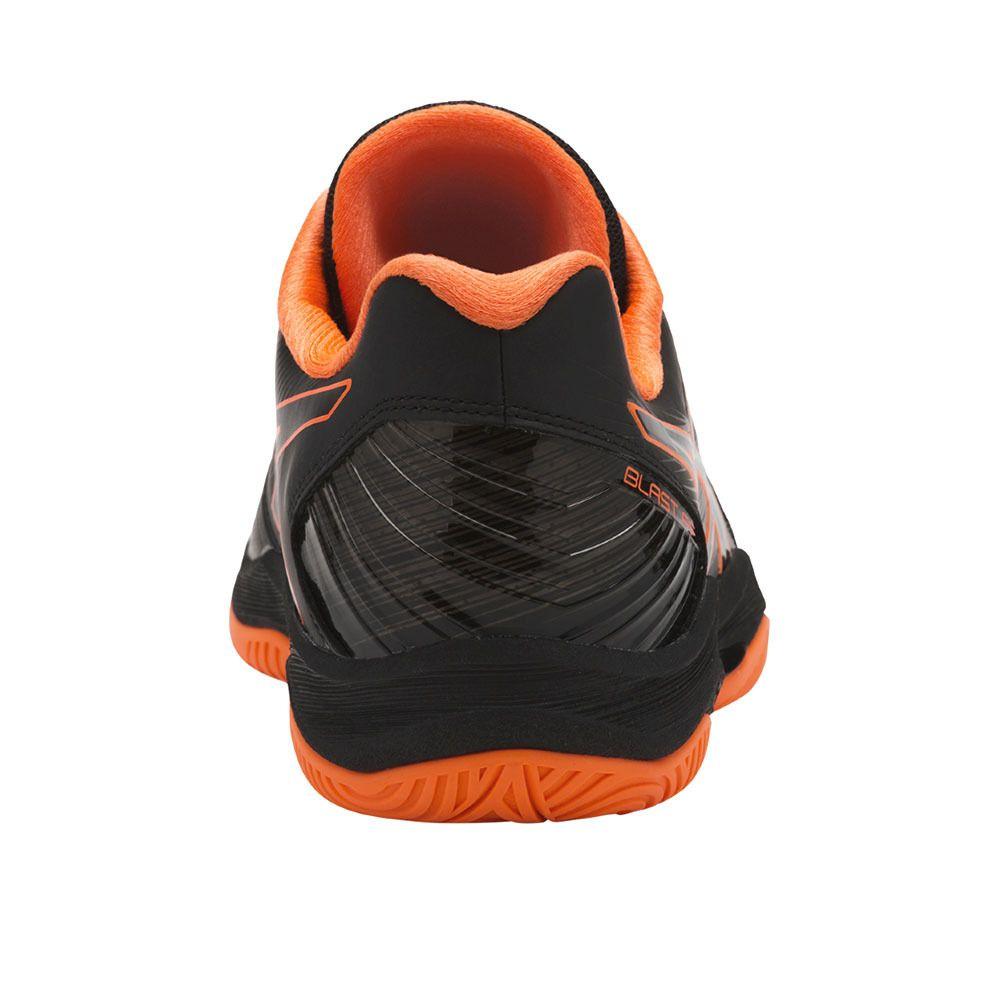 Hand Ff Orange Homme Blackshocking Blast Asics Chaussures xordBCe