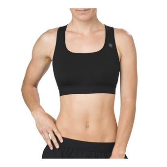 Asics RUN - Sports Bra - Women's - sp performance black