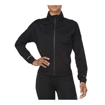 Asics ACCELERATE - Chaqueta mujer performance black